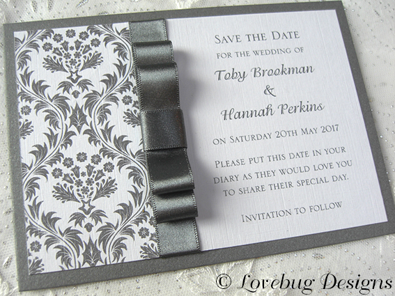 Downton Save the Date