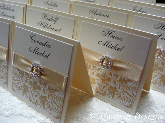 Essence Place Card