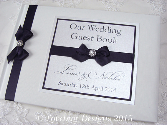 Paris Guest Book