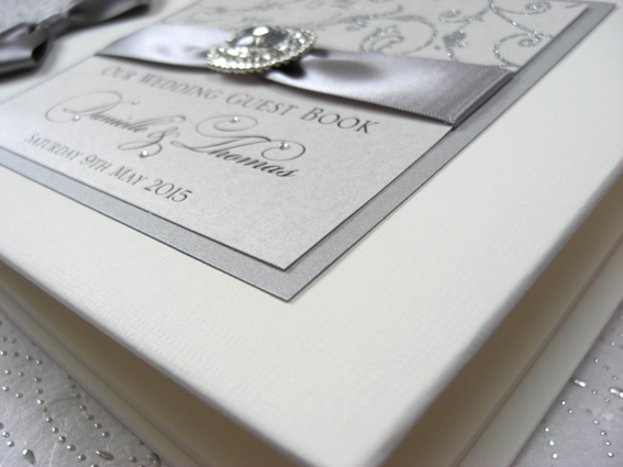 Silver Frost Guest Book