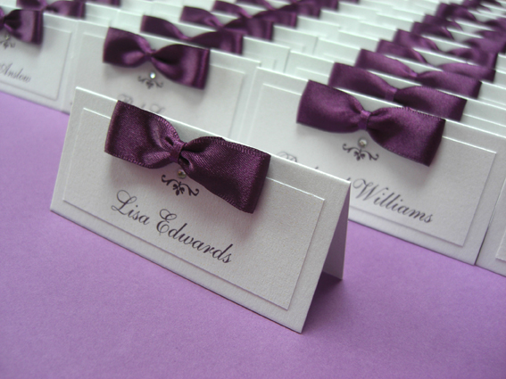 Jeeves Place Card