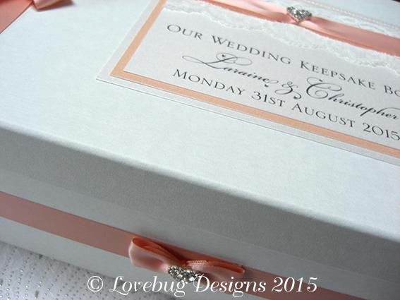 Chantilly Keepsake Box