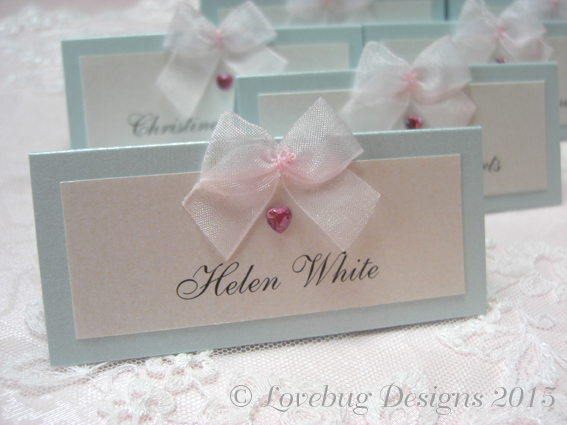 Princess Place Card