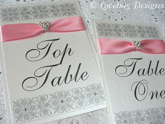 Crystal Glamour Table Name