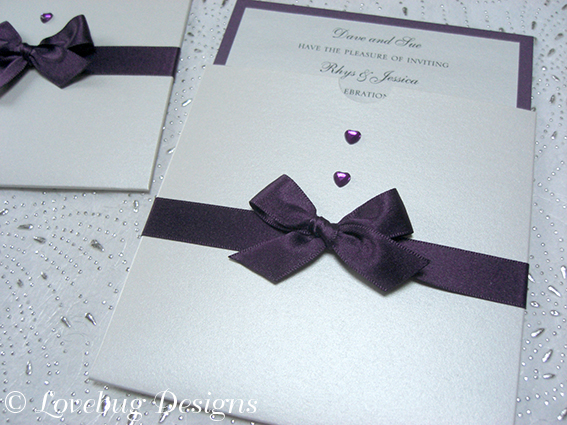 Beau Pocket Invitation