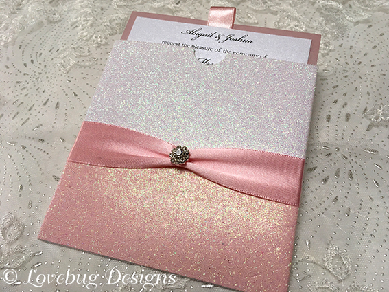 Diva Pocket Invitation